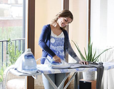 Laundry & Ironing