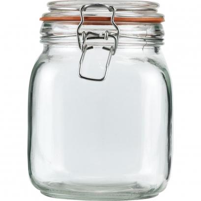4 Piece Medium Preserving Jar Set