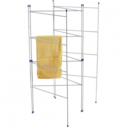 8m 4 Fold Indoor Clothes Airer