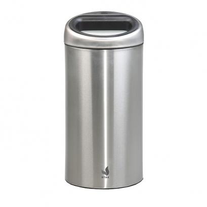 45L Steel Waste Bin